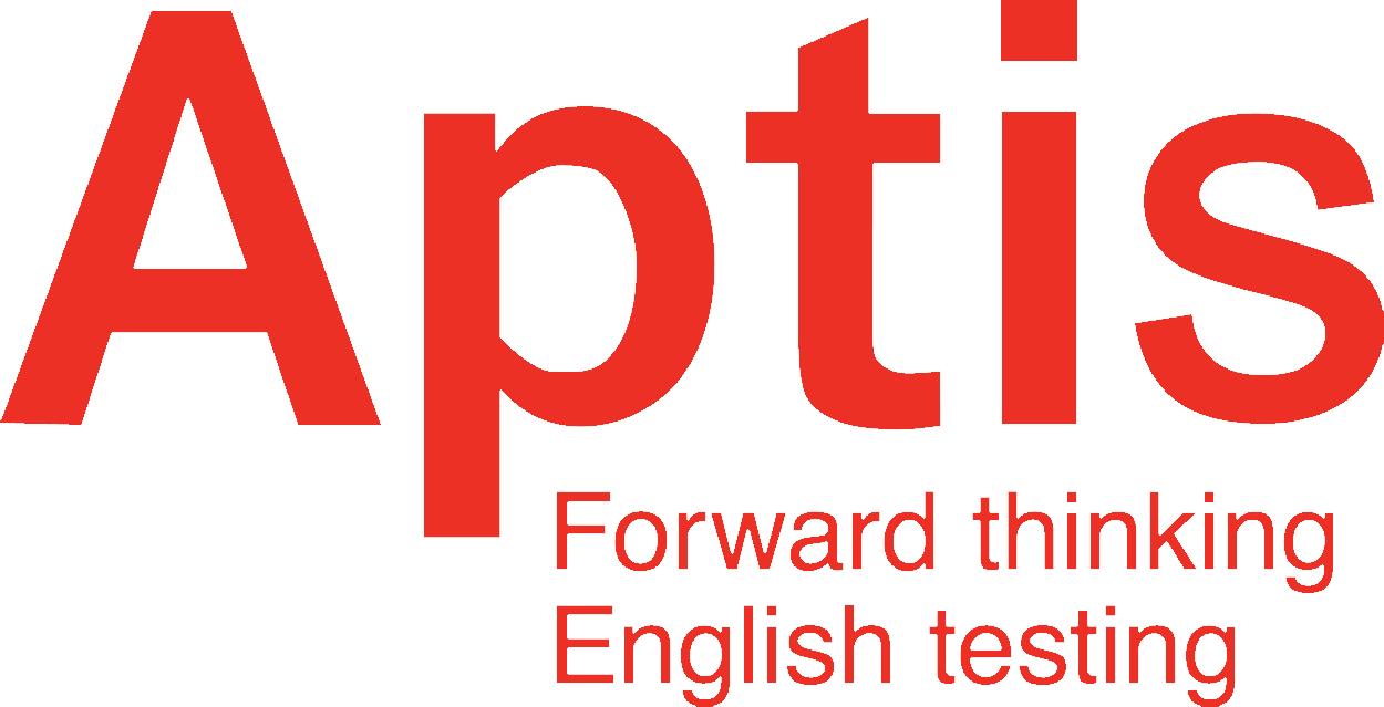 Logo Aptis 1 blanco